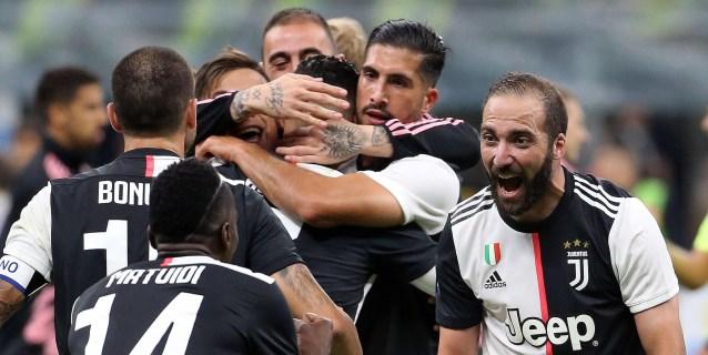 Dybala e Higuaín hunden al Inter en San Siro y dan el liderato al Juventus