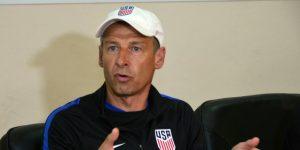 Klinsmann considera que EE.UU. y México nunca progresarán dentro de la Concacaf