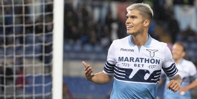 El argentino Joaquín Correa renueva con el Lazio hasta 2024