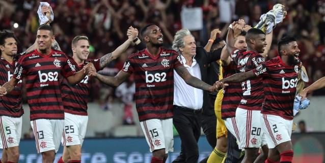 Flamengo gana con un gol del uruguayo Giorgian de Arrascaeta