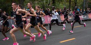 ATLETISMO MARATÓN: Eliud Kipchoge 'aluniza' en la historia del atletismo