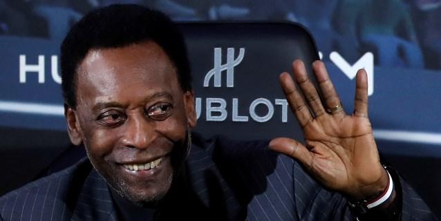 El Santos y Neymar felicitan a Pelé por su 79 cumpleaños