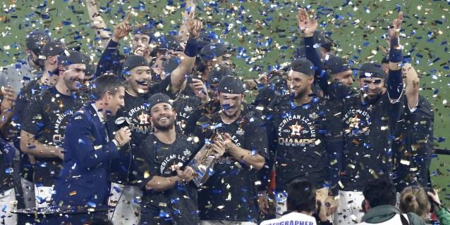 BEISBOL: 6-4. Altuve pega jonrón de dos carreras y los Astros vuelven a Serie Mundial