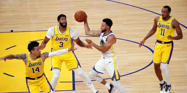 NBA: Los Warriors comienzan una nueva era en el Chase Center