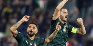 Noruega deja fría a España; Italia, a la Eurocopa
