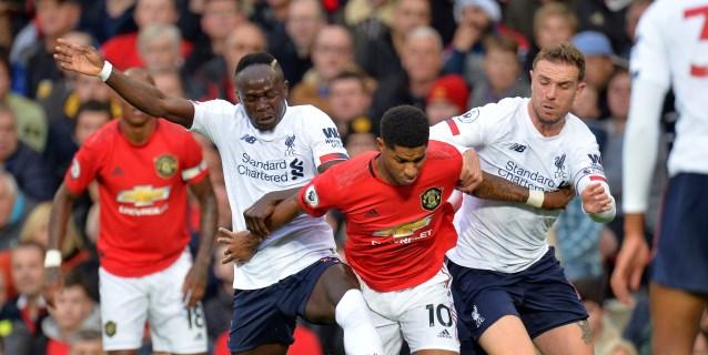El United frena al Liverpool, el BarçaMessi es líder, Di María da alas al PSG