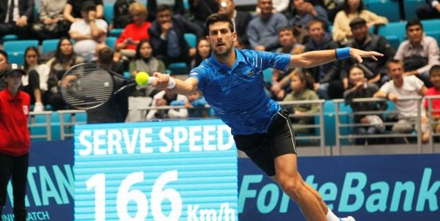 TENIS PARIS: Federer, en el camino de Nadal y Medvedev, en el de Djokovic