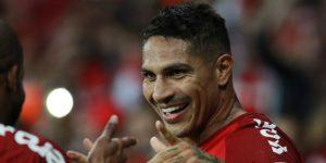 Guerrero alcanza a Aristizábal en el segundo escalón de goleadores extranjeros