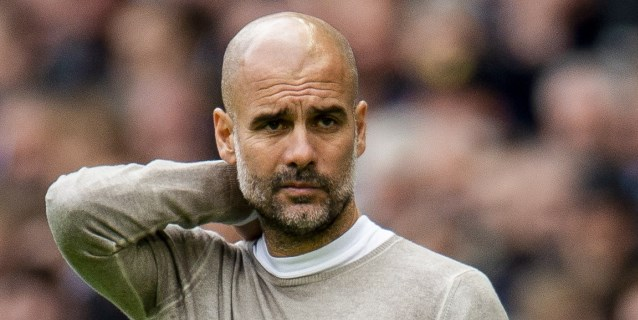 """Guardiola: """"Cuando un equipo te saca ocho puntos es mejor no pensar en ello"""""""