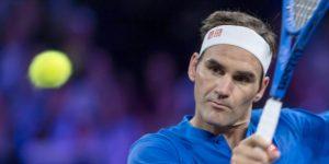 TENIS: Federer acaba con Ramos, Medvedev arrasa y Murray dice adiós a Shanghái