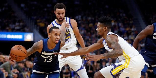 NBA: Curry brilla con 40 puntos, Leonard muestra su clase pese a un debut perdedor