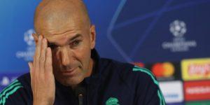 """Zidane: """"Estamos todos juntos y no hay que señalar a nadie"""""""
