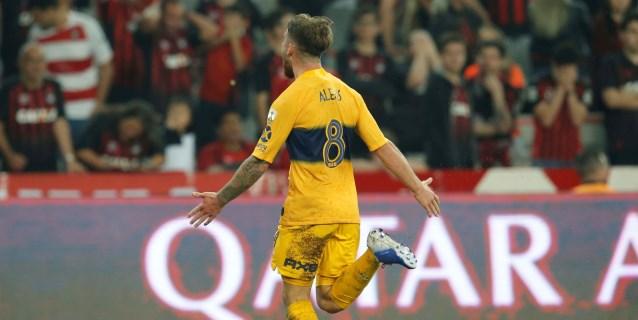 Boca aprovechó la caída de Lanús y quedó como único líder de la Superliga