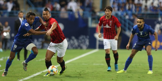 Al Hilal afronta la vuelta en ventaja, gracias a André Carrillo