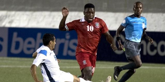 2-1. Surinam clasifica a Copa Oro y asciende a Liga A tras vencer a Nicaragua