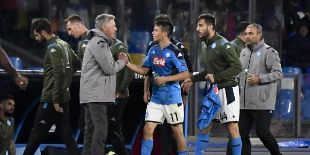 Los jugadores del Nápoles se niegan a seguir concentrados