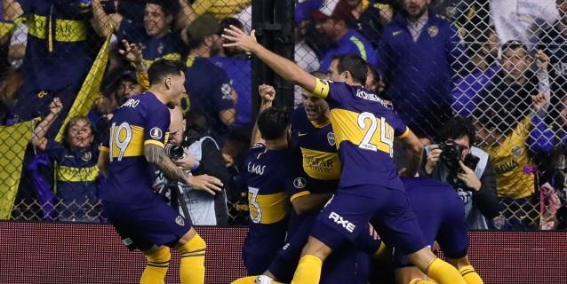 Boca empató con Vélez y aprovechó las caídas de Lanús y Argentinos