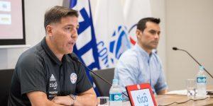 Berizzo convoca a Cubas como novedad en sus pruebas para el pase a Catar 2022