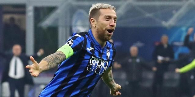 2-0. Muriel y Gómez permiten al Atalanta soñar con octavos