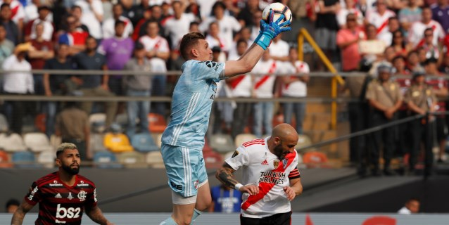 Así jugó River Plate