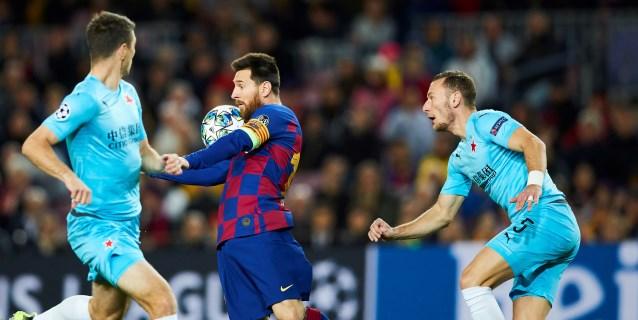 0-0. El Barcelona aburre y se vuelve previsible