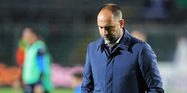 Igor Tudor, destituido como técnico del Udinese