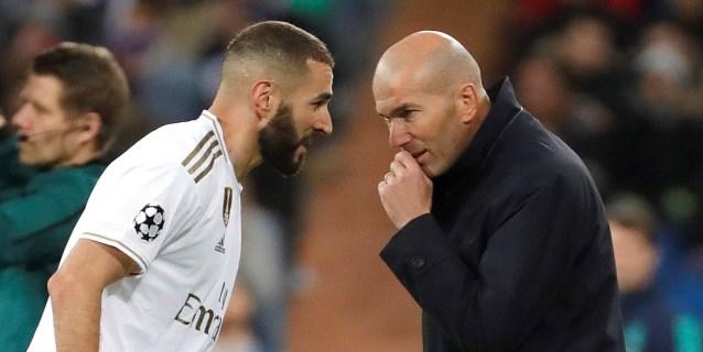 """Zidane: """"Rodrygo lo tiene todo"""""""