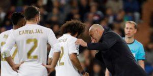Marcelo, lesionado en su partido número 100 en 'Champions'