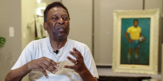 """""""Comencé a temblar"""", los nervios de Pelé segundos antes de marcar su gol mil"""