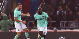 Lukaku, de penalti, da el triunfo al Inter, que presiona al líder