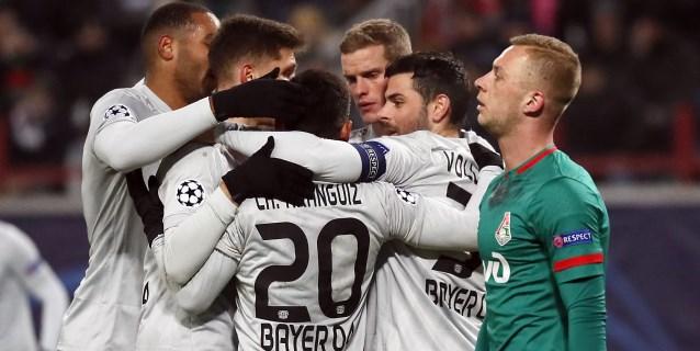0-2. El Bayer no se rinde y acecha al Atlético