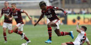 Así jugó el Flamengo