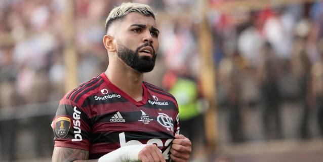 'Gabigol', el héroe del Flamengo en su segunda Libertadores