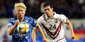 1-4. Rondón noquea a Japón y mantiene a Venezuela en estado de gracia