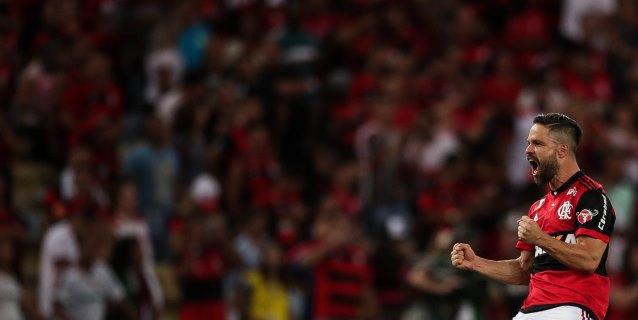 Diego Ribas dedica el título de la Libertadores a los jóvenes que murieron en un incendio