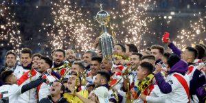 River, a un triunfo del pentacampeonato de América, que solo ostenta Peñarol