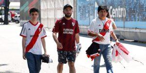 River y sus hinchas parten rumbo a Lima para la final de la Copa Libertadores