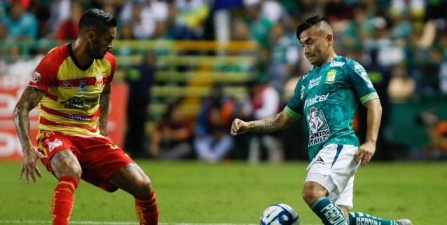 El León visita al Morelia en el arranque de los cuartos de finales