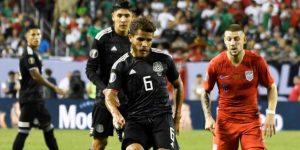 Jonathan Dos Santos causa baja de la selección mexicana