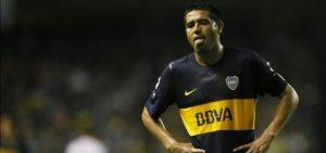 Riquelme anuncia su candidatura a la vicepresidencia de Boca Juniors