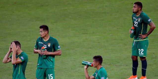 Bolivia suspende los amistosos que tenía previstos con Chile y Panamá