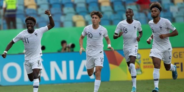 1-6. Francia lapida a España con media docena de goles y avanza a la semifinal