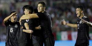 0-3.México golea a Panamá y asegura un puesto en las semifinales de la Liga de Naciones