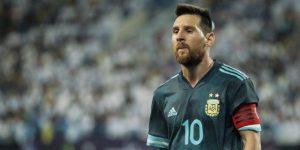 Messi: Se vive la rivalidad más que nunca, siempre es bueno ganarle a Brasil