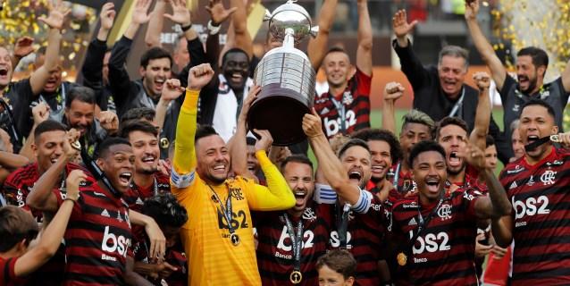 2-1. Gabigol tumba a River y lleva a Flamengo a ganar su segunda Libertadores