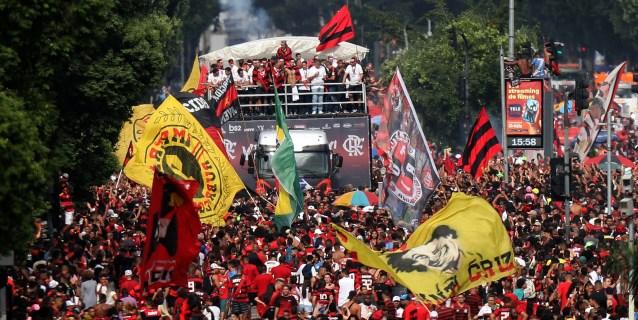 Flamengo conquista dos títulos en menos de 24 horas