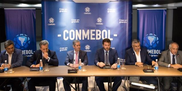 La final de la Copa Libertadores 2019 se jugara en Lima, Perú