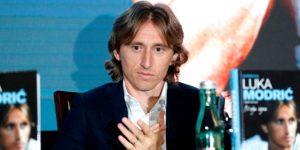Luka Modric presenta en Zagreb su autobiografía