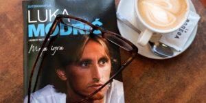 """Sale a la venta """"Mi juego"""", la autobiografía de Modric, en su lengua materna"""