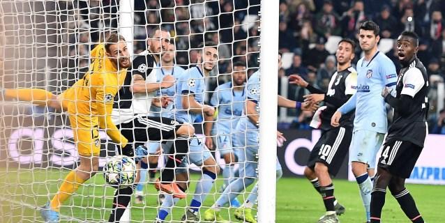 1-0. Dybala presiona al Atlético